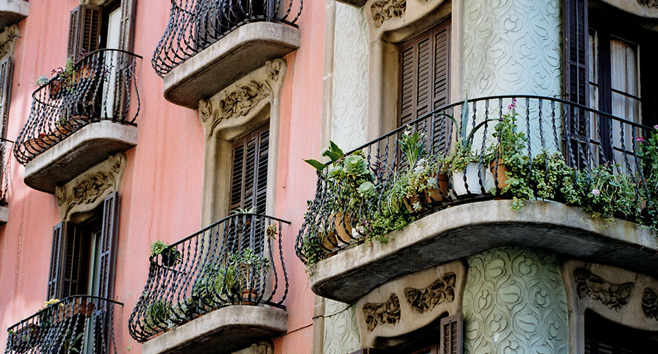 Flats for rent Barcelona